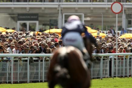 Horse Racing - 2013 Glorious Goodwood Festival - Day Four - Goodwood Racecourse