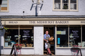 bakery shopping page