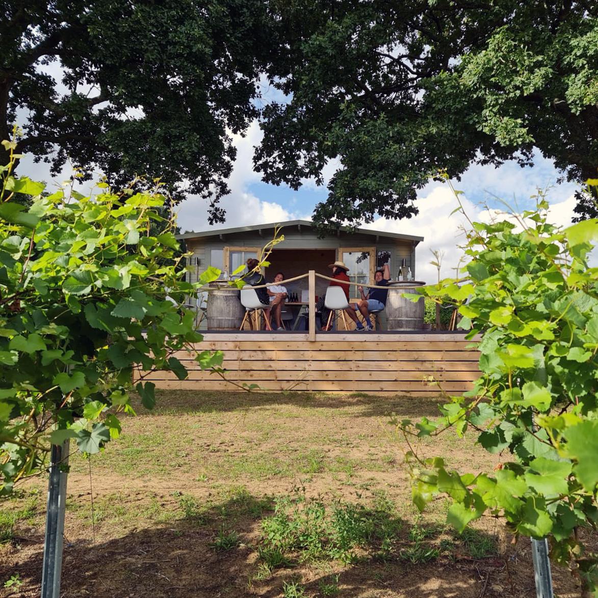 Trotton Estate Wine Lodge